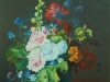 3 Altmeisterliche Blumen 1__verkauft
