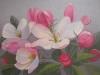 1 Apfelblüten__Größe: 70x50cm__Preis: 150€ (m.R.)