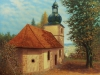 Kapelle mit Kirche