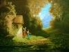 32 An der Kapelle__Größe: 40x30cm__Preis: 180€ (o.R.)