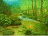 23 Eisvogel am Bach__Größe: 70x50cm__Preis: verkauft